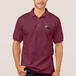 Gazing Goose Polo Shirt