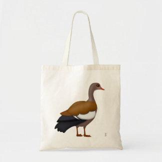 Gazing Goose Tote Bag