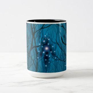 Gazing Into the Void Mug