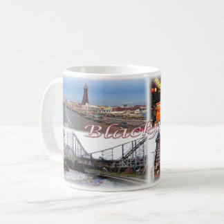 GB England - Blackpool - Coffee Mug