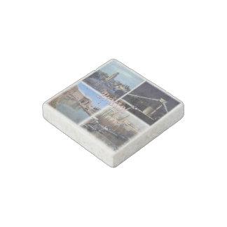 GB England - Bristol City Hall - Stone Magnet