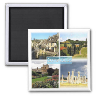 GB * England - Cotswolds Magnet