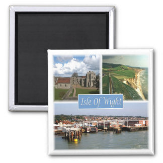 GB * England - Isle Of Wight Magnet