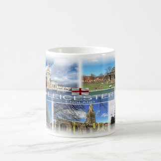 GB England -  Leicester - Coffee Mug
