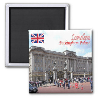 GB - England - London - Buckingham Palace Magnet