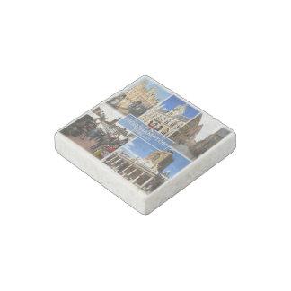 GB England - Northampton - Market Square - Stone Magnet