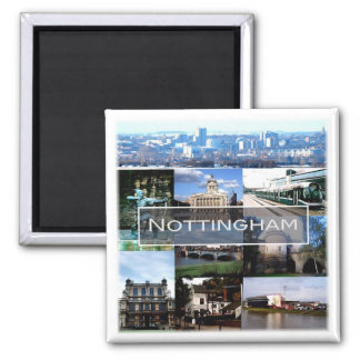 GB * England - Nottingham Magnet