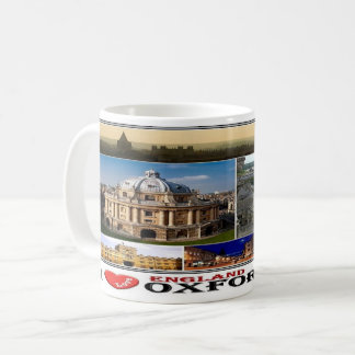 GB England -Oxford - Coffee Mug