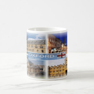 GB England - Oxford - Coffee Mug