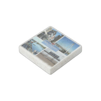 GB  England - Southport - Lord Street - Stone Magnet