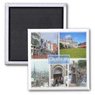 GB * Northern Ireland - Dublin Magnet