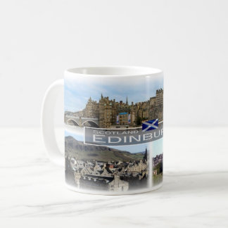 GB Scotland - Edinburgh - Coffee Mug