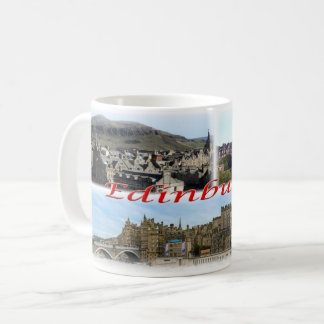 GB  Scotland - Edinburgh Coffee Mug