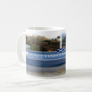 GB Scotland -  Scottish Highlands  Ben Nevis  Loch Coffee Mug