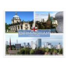 GB United Kingdom - England - Birmingham - Postcard