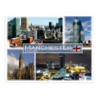 GB United Kingdom - England - Manchester - Postcard