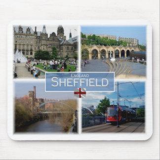 GB United Kingdom - England - Sheffield - Mouse Pad