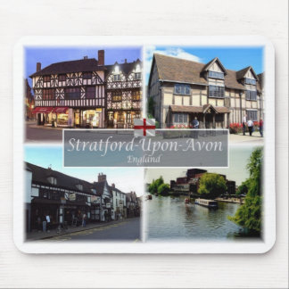 GB United Kingdom - England - Stratford-Upon-Avon Mouse Pad