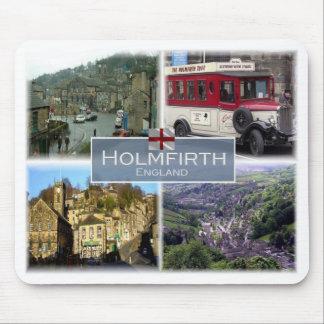 GB United Kingdom - England - Yorkshire  Holmfirth Mouse Pad