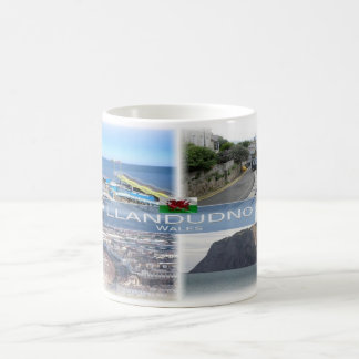 GB Wales - Llandudno - Coffee Mug