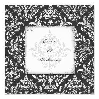 GC Erika Vintage Damask-Gray Announcement