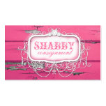 GC Shabby Vintage Pink Wood