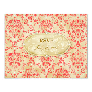 GC | Sweet Cookie RSVP | Strawberry Field Card