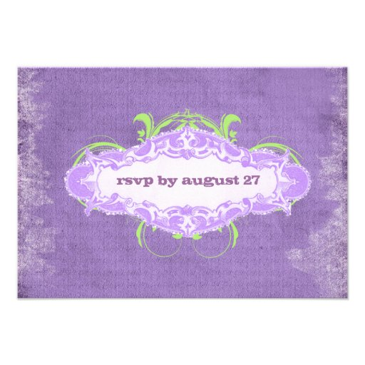 "GC | Vivaciously Violet ""Aged"" 