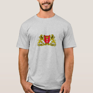 Gdansk coat of arms T-shirt