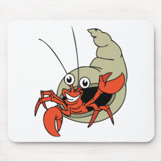 G'day Crab Mouse Pad
