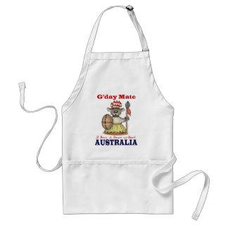 G'Day Mate Koala Standard Apron