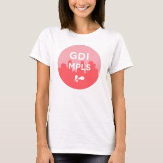 GDI MPLS Logo Tee