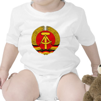 GDR coat of arms T Shirts