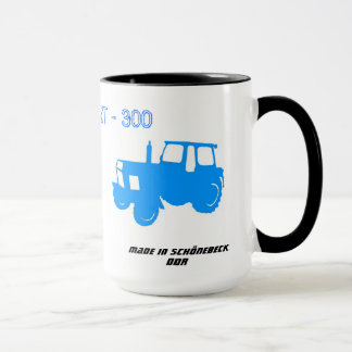 GDR tractor cup