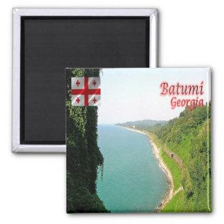 GE - Georgia - Batumi - Botanical Garden Magnet