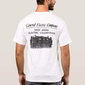 GE High Speed Electric Locomotives T-Shirt