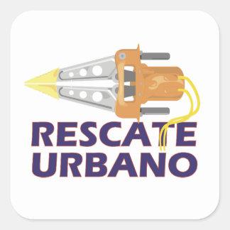GEA Rescue Sticker