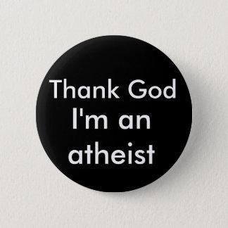 Gear for Atheist 6 Cm Round Badge