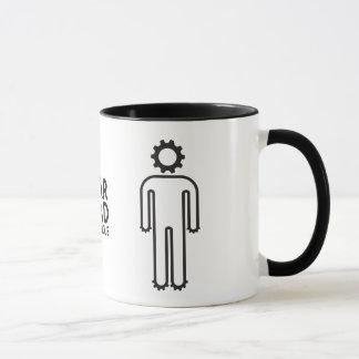 Gear Head Anonymous Mug