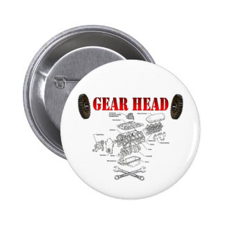 GEAR HEAD PINS