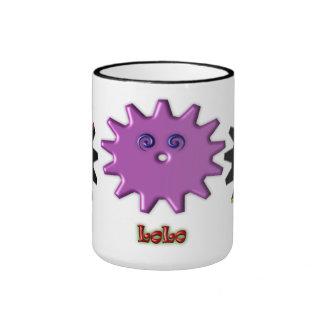 Gear Heads LoLo Ringer Coffee Mug