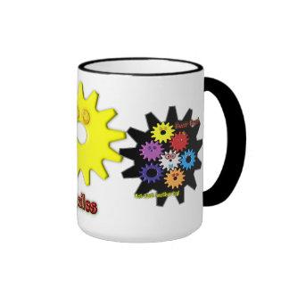 Gear Heads Smiles Coffee Mugs