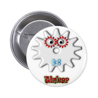 Gear Heads Tinker Pin