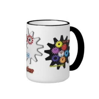 Gear Heads Tinker Mugs