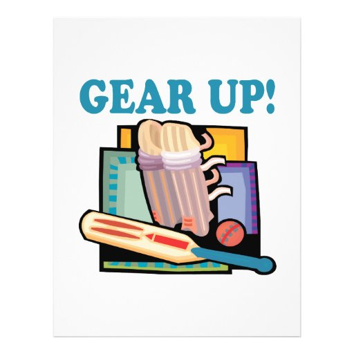 Gear Up Flyer
