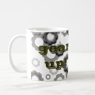 Gear Up! Mugs