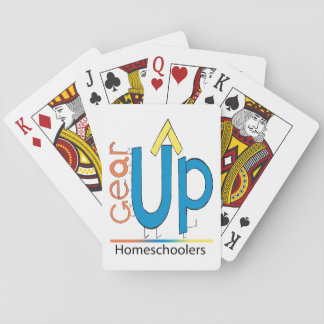 Gear Up Playing Cards