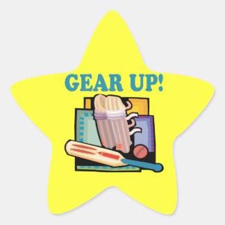 Gear Up Sticker