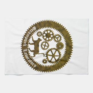 gearcat2 tea towel