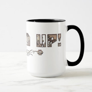 Geared up mugs